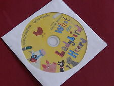 WHAT THE LADYBIRD HEARD by JULIA DONALDSON & LYDIA MONKS on AUDIO CD   NEW