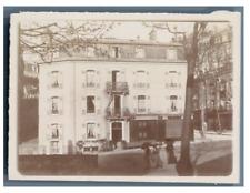 France, Biarritz, La Maison Blondel  vintage citrate print Tirage citrate  7