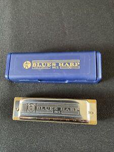 Hohner Blues Harp Harmonica 'G'