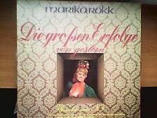 Marika Rökk – Die Großen Erfolge Von Gestern Wunschkonzert Nr. 3 /LP/