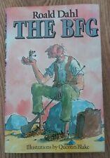 The BFG, Dahl, Roald Hardback Book first published 1982 (1988)