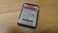 "MAXTOR 128 MB laptop 2.5"" full height IDE Hard drive"