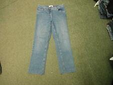 "Papaya Straight Jeans Size 14 Leg 30"" Faded Medium Blue Ladies Jeans"