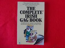 The Complete Irish Gag Book By Garry Chambers (1979)