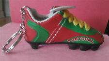 Portugal - Running Shoe World Cup Fifa Logo Key Chain New