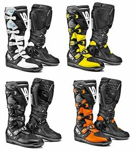 Sidi X3 Xtreme SRS OffRoad M/F Motorcycle Motorbike Buckle Boots  CE Approved