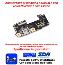 CONNETTORE DI RICARICA DOCK MICRO USB FLAT FLEX CARICA PER ASUS ZENFONE 5 LITE