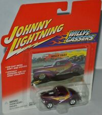 Willys Gassers 1941 WILLY`S WILLY FAST - Art Gustafson - 1:64 Johnny Lightning
