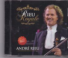 Andre Rieu-Rieu Royale cd album