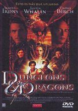PELICULA DVD DRAGONES Y MAZMORRAS (DUNGEONS & DRAGONS) PRECINTADA