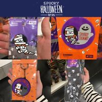 BTS BT21 Official Authentic Goods CHIMMY 4SET Halloween Ver with tracking Number