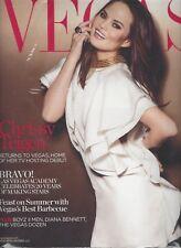 Vegas Luxury Magazine  2013 SUMMER - Chrissy Teigen + Boyz II Men, Diana Bennett