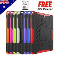 Tough Heavy Duty Strong Case Cover For Samsung Galaxy Tab A 6 7.0 8.0 9.7 10.1""