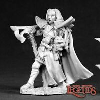 1 x KING of the HIGH ELVES - DARK HEAVEN LEGENDS REAPER miniature rpg 02581