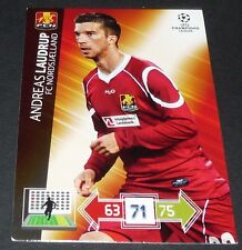 A. LAUDRUP NORDSJAELLAND DANMARK UEFA PANINI FOOTBALL CHAMPIONS LEAGUE 2012 2013