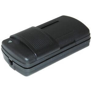 Relco Low Voltage 12v Inline Black Slider Dimmer for floor & table lamps  RL7317