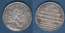 Série des Rois de France - Jeton argent d'époque - Hugues Capet 940 - 966
