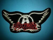 Aerosmith Hard Rock Music Iron On Hat Jacket Backpack Hoodie Metal Patch Crest