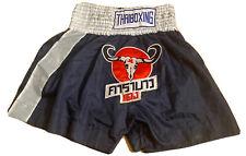 Muay Thai Xxl Kick Boxing Mma Shorts Trunks - Made in Thailand Carabao