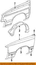 CHRYSLER OEM 1984 LeBaron Fender-Molding Trim Right 4339028