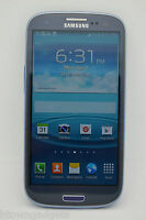 Samsung Galaxy S3 SGH-I747 16GB BLUE UNLOCKED GSM TMOBILE AT&T CRICKET METRO PCS