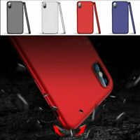 Shockproof Hard Case Slim Thin Fit Anti-slip Cover For iPhone 6 6S 7 8 Plus X
