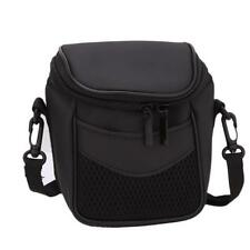 Universal Digital Camera Case Bag for Sony DV Handycam Camcorder HDR DSLR ILDC B