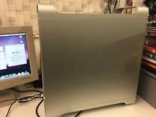 Apple Mac Pro G5 Dual Power PC 2 GHz/6.5 GB RAM/160 GB&500 GB HDDS GeForce 6600