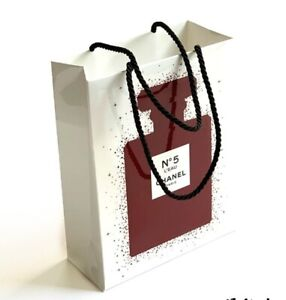 Chanel Small Red No. 5 Perfume gift Bag X 1pcs Limited Edition