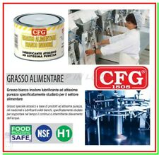 Grasso ALIMENTARE CFG 500ml Guide Catene Cuscinetti Volventi Mattatoi Macelli