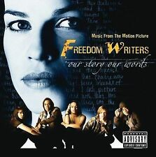 FREEDOM WRITERS BY SOUNDTRACK CD NEW SEALED