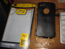 OTTER BOX: Commuter Series for iPhone 5 (77-24285) Black