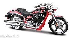 Victory Vegas Jackpot, MAISTO MOTORCYCLE MODEL 1:18, New, Original Package