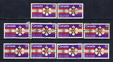 Canada #736(3) 1977 12 cent Order of Canada 10 Used
