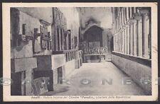 SALERNO AMALFI 18 Cartolina viaggiata 1930