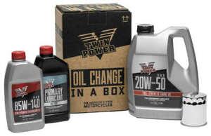 Oil Change-In-A-Box