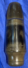 Vintage Johnston-Selmer New York Original Tenor Saxophone Mouthpiece