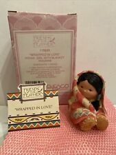 Enesco Wrapped In Love 1994 Friends Of The Feather 115649 Figure w/ Box Bd1