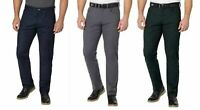CALVIN KLEIN JEANS MEN'S 5 POCKET STRAIGHT LEG PANTS SELECT COLORS & SIZE