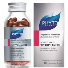 Phyto Phytophanere Hair & Nails Dietary Supplements 120 caps
