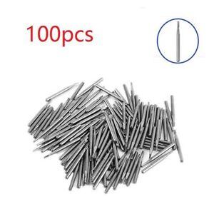100 Pcs Dental Carbide Burs FG # 330 Pear for High Speed Handpiece Bulk