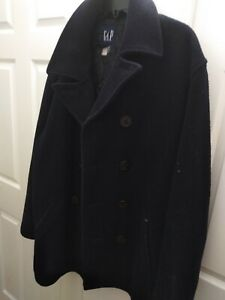 Gap Pea Coat Size L Gently Used
