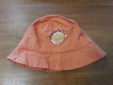 TAILLE 1 FILLE LA COMPAGNIE DES PETITS Chapeau orange