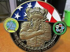 Afloat Training Group San Diego Pacific Navy Chief CPO USN Challenge Coin #4675