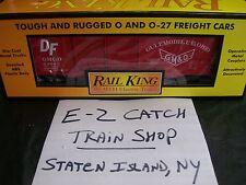 Gulf Mobile & Ohio 40' Double Door Box Car MTH Railking O Gauge Car No. 24583