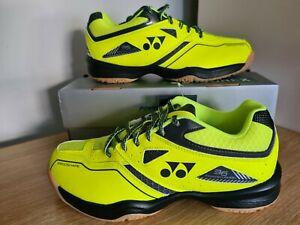 Men's Yonex Power Cushion 36 Badminton Indoor Court Shoes Trainers UK 7.5