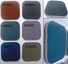 Schleifpads Micro Mesh 1500-12000 für Modellbau, Lack