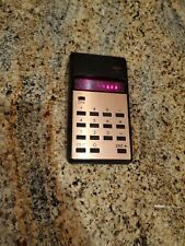 Novus LED Electronic Calculator Model 950 Working Condition Vintage