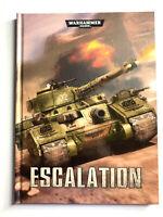 Games Workshop Warhammer 40,000 ESCALATION -supplement Like new Condition