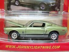 JOHNNY LIGHTNING - MUSCLE CARS - (1968) '68 FORD / SHELBY GT500 - DIECAST
